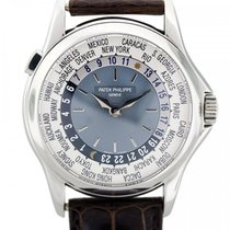 Patek Philippe World Time 5110P-001 pre-owned
