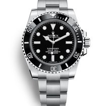 Rolex 114060 Сталь 2020 Submariner (No Date) 40mm новые