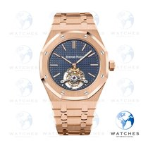 Audemars Piguet 26510OR.OO.1220OR.01 Or rose 2018 Royal Oak Tourbillon 41mm nouveau