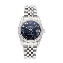 Rolex Lady-Datejust Steel 31mm Blue Roman numerals United States of America, Pennsylvania, Bala Cynwyd