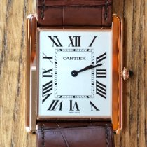 Cartier Tank Louis Cartier W1560017 2014 pre-owned