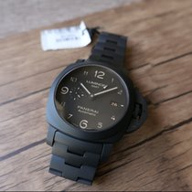 Panerai Luminor 1950 3 Days GMT Automatic Ceramic 44mm Black United States of America, California, Sunnyvale