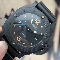 Panerai Luminor Submersible 1950 3 Days Automatic Carbon 47mm Black Arabic numerals United States of America, California, Sunnyvale