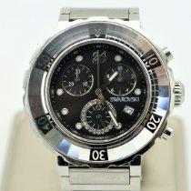 SWAROVSKI Silver Tone Watch Good Steel 40mm Quartz United States of America, Nevada, Las Vegas