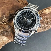 Omega Speedmaster Day Date 32205000 2007 pre-owned
