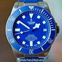 Tudor Pelagos Титан 21mm Синий