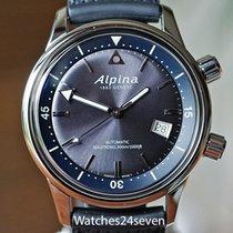Alpina Seastrong 22mm Gris