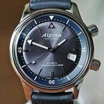 Alpina 22mm Automatic Seastrong pre-owned United States of America, Missouri, Chesterfield