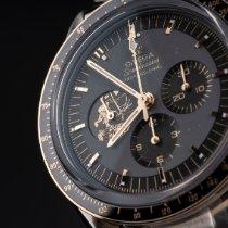 Omega Speedmaster Professional Moonwatch Acciaio 42mm Nero Senza numeri Italia, Milano