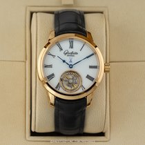 Glashütte Original Senator Meissen Tourbillon Senator Meissen Tourbillon 40mm Unworn Rose gold 40mm Automatic