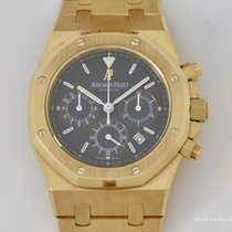 Audemars Piguet Or jaune Remontage automatique 40mm Royal Oak Chronograph
