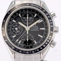 Omega Speedmaster Day Date Steel 40mm Black No numerals