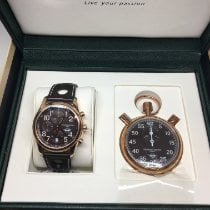 Frederique Constant Vintage Rally Or rose Brun
