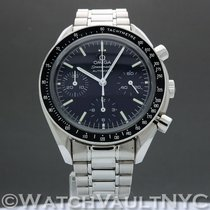 Omega Speedmaster Reduced Acero 39mm Negro
