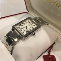 Cartier Tank Solo W5200014 2020 new