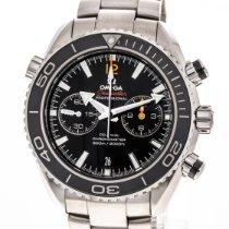 Omega Seamaster Planet Ocean Chronograph 232.30.46.51.01.003 2013 gebraucht