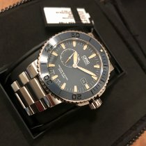 Oris Titan 43mm Atomat 01 643 7654 7185-Set MB nou