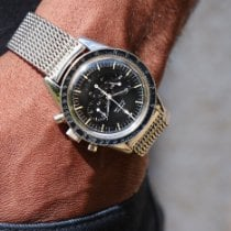 Omega Steel Manual winding 2998 pre-owned