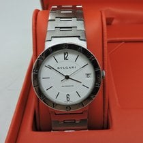 Bulgari Bulgari Steel 33mm White