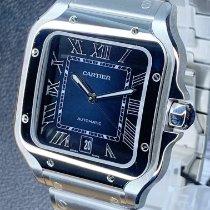 Cartier Stahl Automatik WSSA0030 neu