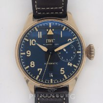 IWC Big Pilot Bronze Black Arabic numerals