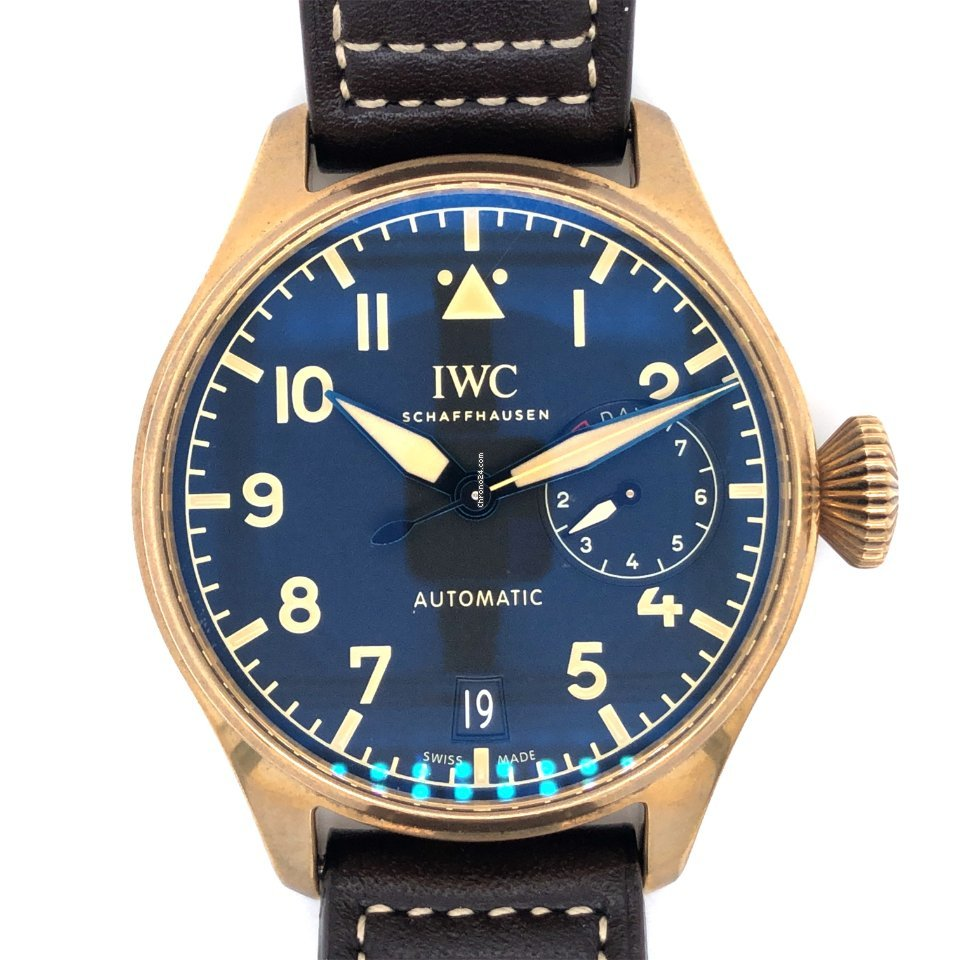 IWC Big Pilot IW501005 2018 pre-owned