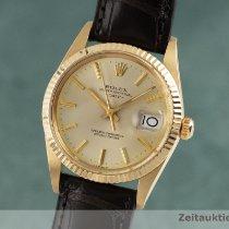 Rolex Oyster Perpetual Date 34mm Guld