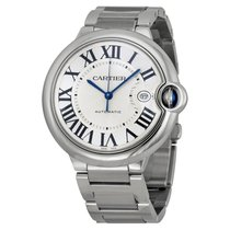 Cartier Ballon Bleu 42mm new 2020 Automatic Watch with original box and original papers W69012Z4
