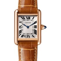 Cartier WGTA0010 Rose gold 2020 Tank Louis Cartier 29.5mm new