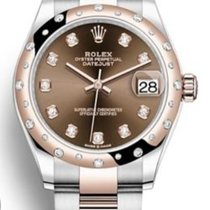 Rolex Lady-Datejust neu 2020 Automatik Uhr mit Original-Box und Original-Papieren 178341