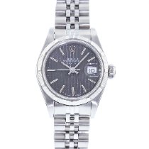 Rolex 69190 Steel Oyster Perpetual Lady Date 26mm pre-owned United States of America, Georgia, Atlanta