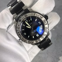Blancpain Fifty Fathoms Steel 40,5mm Black United Kingdom, London