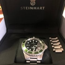 Steinhart Steel 44mm Automatic 102-0682 pre-owned