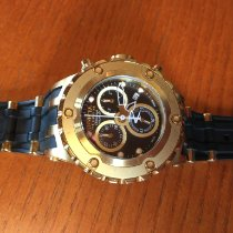 Invicta Women's watch 44mm Quartz pre-owned Watch with original papers 2013