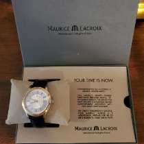 Maurice Lacroix Les Classiques Date Gold/Steel 39mm Silver No numerals United States of America, Illinois, Glen Ellyn