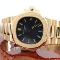 Patek Philippe Nautilus 3800 Unworn Yellow gold 37mm Automatic