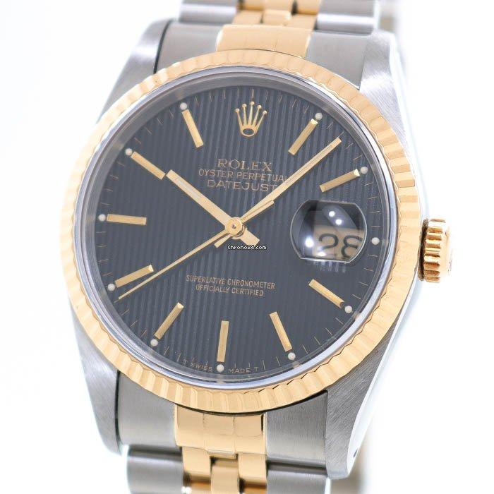 Rolex (ロレックス) Datejust 16233 1991 中古
