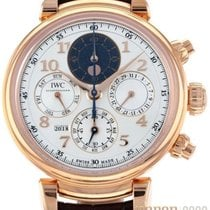 IWC Da Vinci Perpetual Calendar new 2020 Automatic Chronograph Watch with original box and original papers IW392101