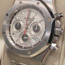 Audemars Piguet Royal Oak Chronograph Acier 39mm Argent Sans chiffres