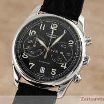 Longines Master Collection Acier 40mm Noir