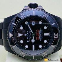 Rolex Sea-Dweller Deepsea Acero 44mm Negro Sin cifras España, Torrelavega