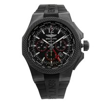 Breitling Bentley GMT Titanium 49mm Black United States of America, New York, NYC