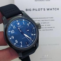 IWC Big Pilot Top Gun IW502003 подержанные