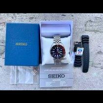 Seiko Prospex Steel Blue No numerals United States of America, 37931