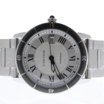 Cartier Ronde Croisière de Cartier new Automatic Watch with original box WSRN0010