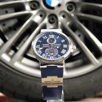 Ulysse Nardin Marine Chronometer 43mm 263-67-3/43 2011 подержанные
