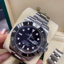 Rolex Submariner Date Steel 40mm Black No numerals United States of America, California, Sunnyvale