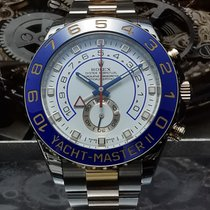 Rolex Yacht-Master II 116681 Very good Gold/Steel 44mm Automatic Malaysia