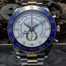 Rolex Yacht-Master II Gold/Steel 44mm White No numerals Malaysia, Malaysia