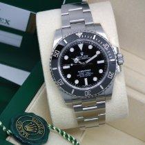 Rolex Submariner (No Date) Steel 40mm Black No numerals Canada, Montreal